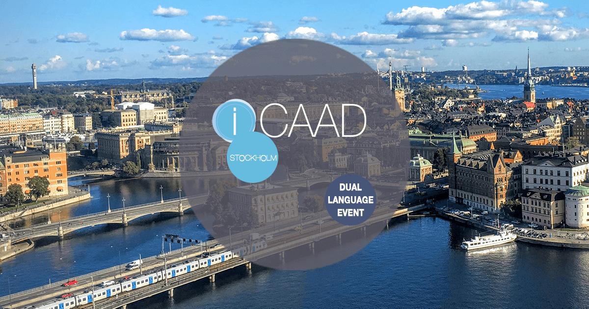 ICAAD Stockholm 2018