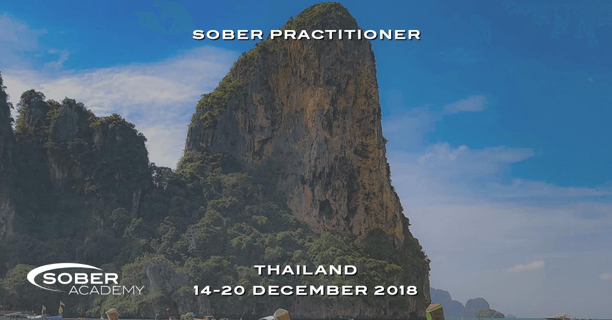 Sober Practitioner - Thailand