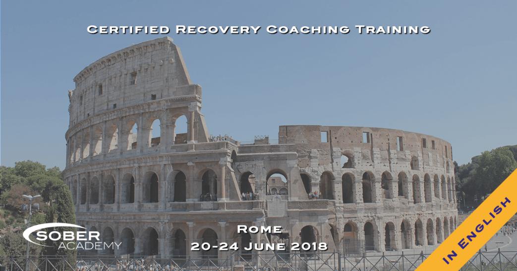 Certified Recovery Coaching Training Rome