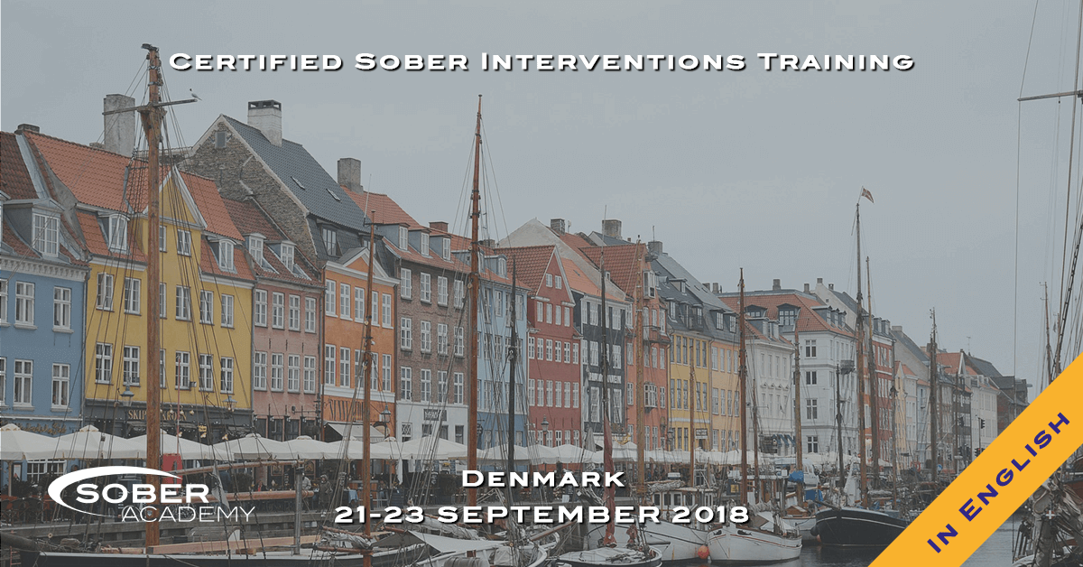 Sober Interventions Training Copenhagen