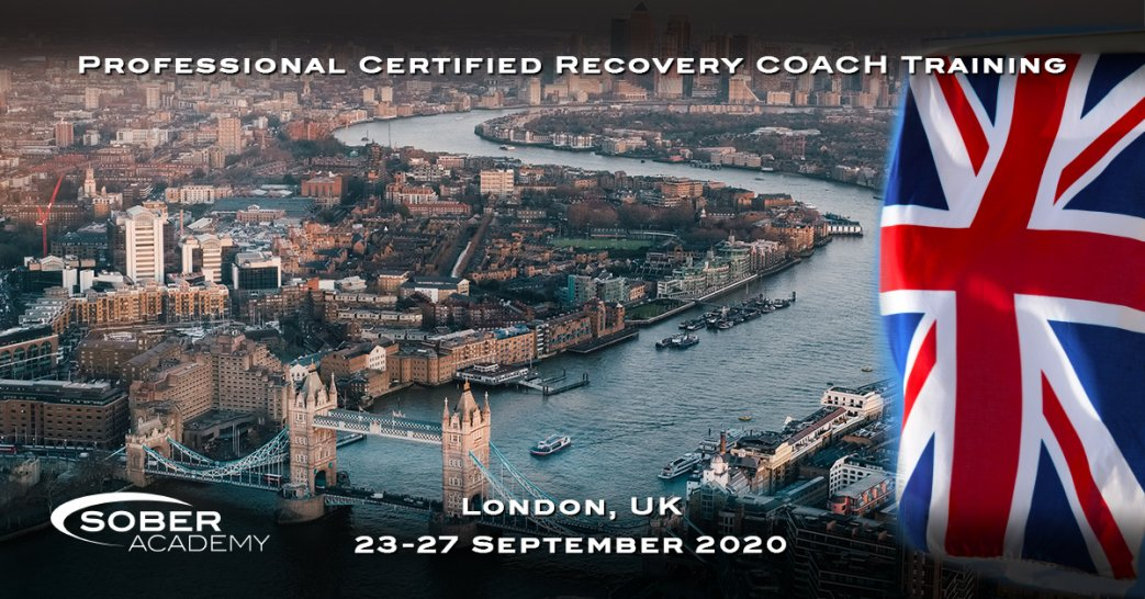 London September 2020 Professional Certified Recovery Coach Training