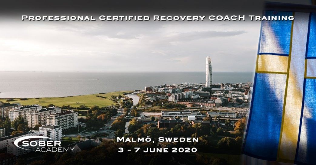 Malmö June 2020 Professional Certified Recovery Coach Training