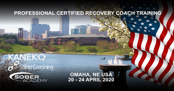 Recovery Coaching Omaha April 2020