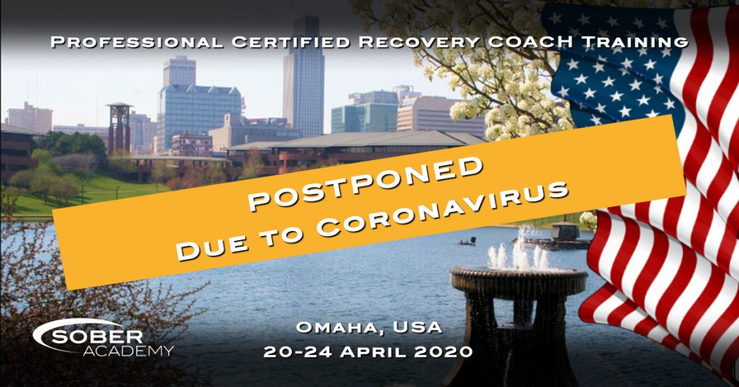 Omaha April 2020 Recovery Coach Training